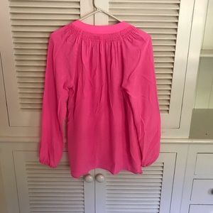 Lilly Pulitzer Tops - Lilly Pulitzer Elsa Top Size Small